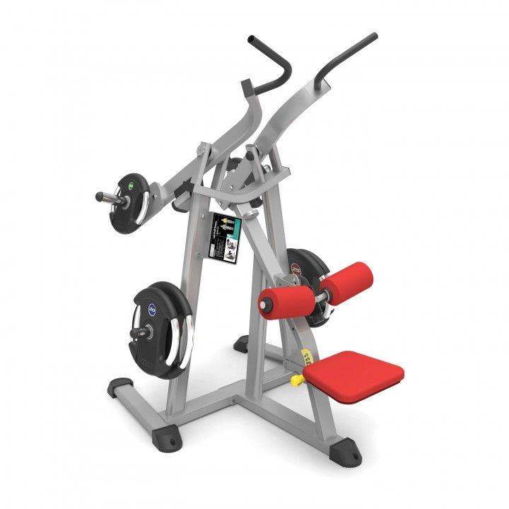 ISO LEVER LAT PULL DOWN
